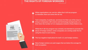 Layoffs of Foreign Workers Lead to Corporate Immigration Concerns [infographic]